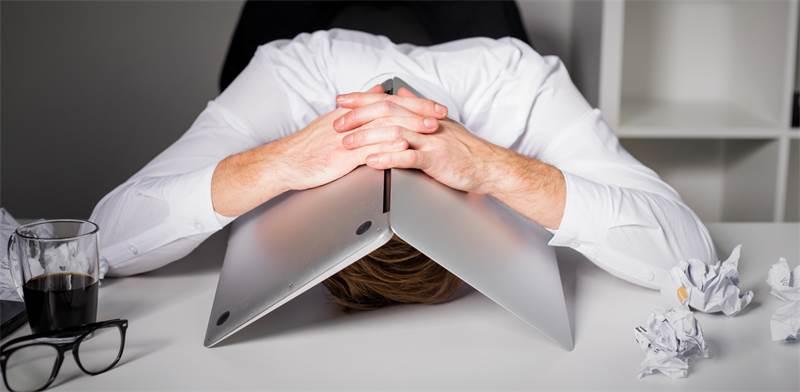 איך מתמודדים עם כישלון?  / צילום: shutterstock, שאטרסטוק