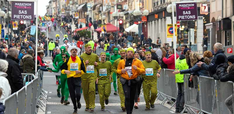מרוץ הבוז'ולה הצרפתי. / צילום: באדיבות מרוץ הבוז'ולה, צרפת