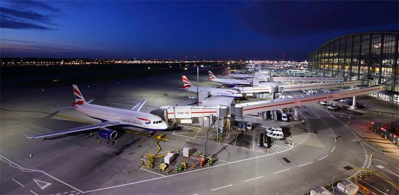 נמל התעופה הית'רו / צילום: Shutterstock