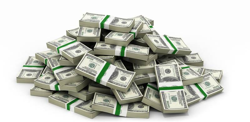 דולרים, אילוסטרציה / צילום: ריחי רחמן