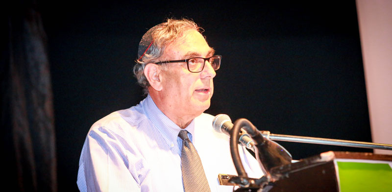 השופט מיכאל שפיצר, מנהל בתי המשפט / צילום שלומי יוסף