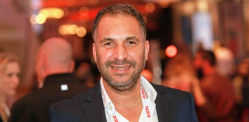 רון קובי, ראש עיריית טבריה / צילום: שלומי יוסף