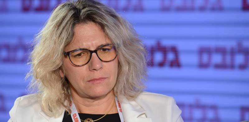 """ד""""ר אסנת לבציון-קורח, מנהלת אסף הרופא. הקפאת תקנים / צילום: איל יצהר"""