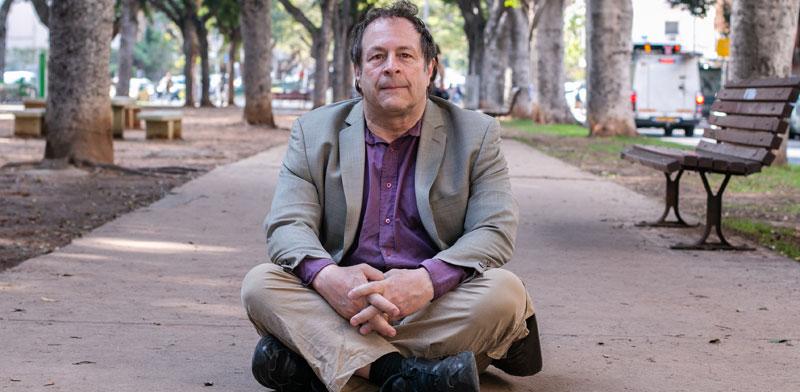 """ד""""ר ריק דובלין/ צילום: כדיה לוי"""