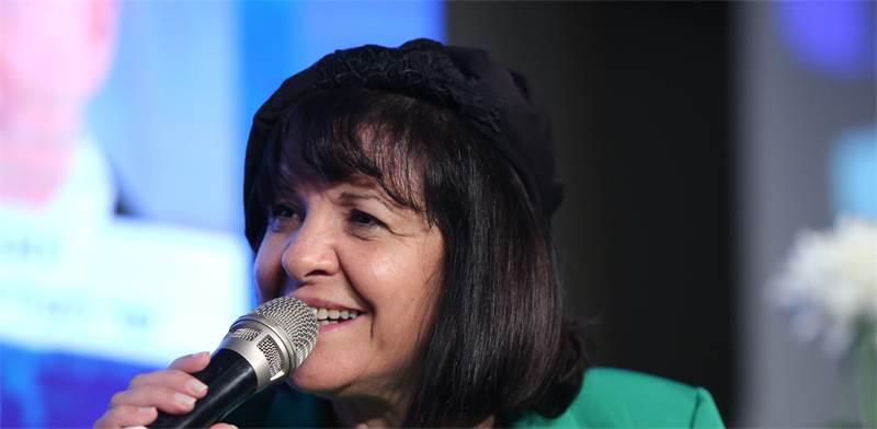 ראש עיריית בית שמש, עליזה בלוך / צילום: דרור סיתהכל