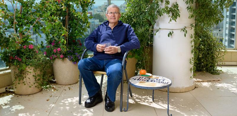 השופט דוד רוזן / צילום: יונתן בלום
