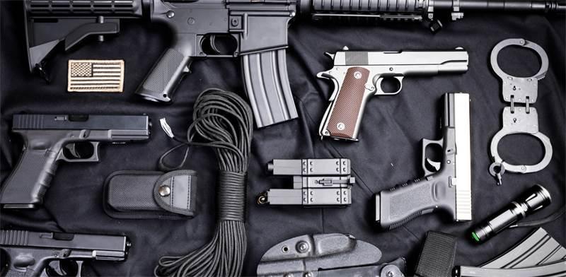 נשק / צילום: שאטרסטוק