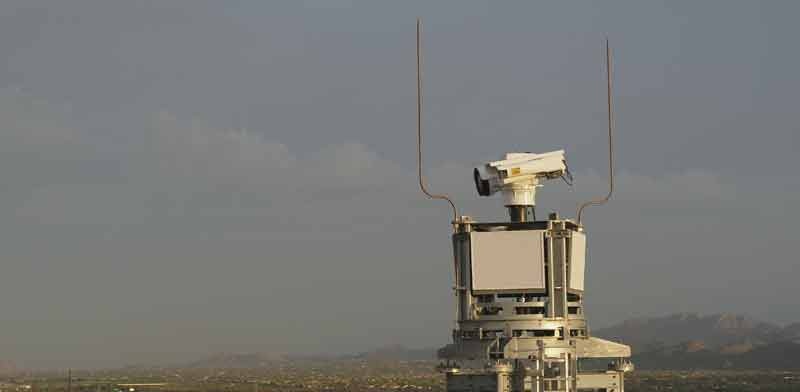 Elbit fixed tower Photo: PR