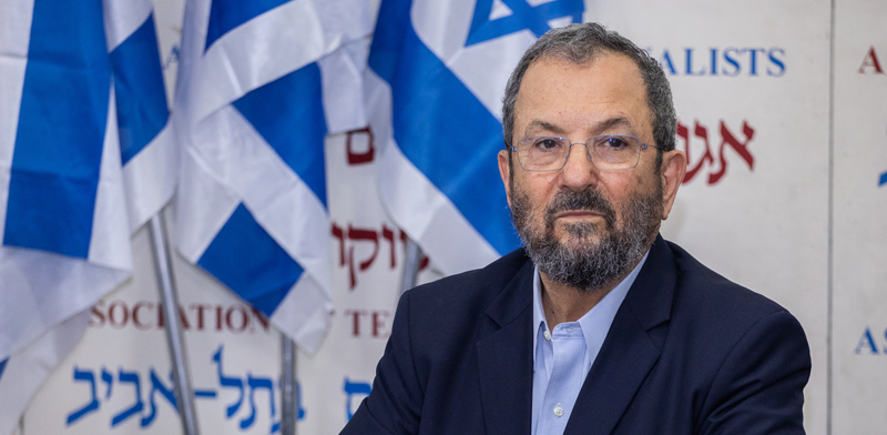 Ehud Barak / Photo: Cadya Levi