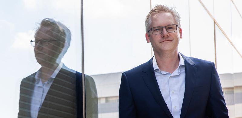 """אלכס הולמס, מנכ""""ל מאניגרם / צילום: כדיה לוי"""