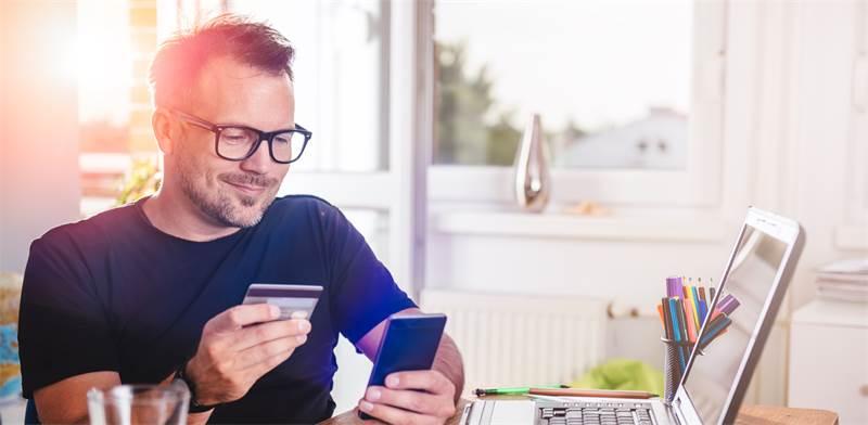 בנק כאפליקציה / צילום: Shutterstock
