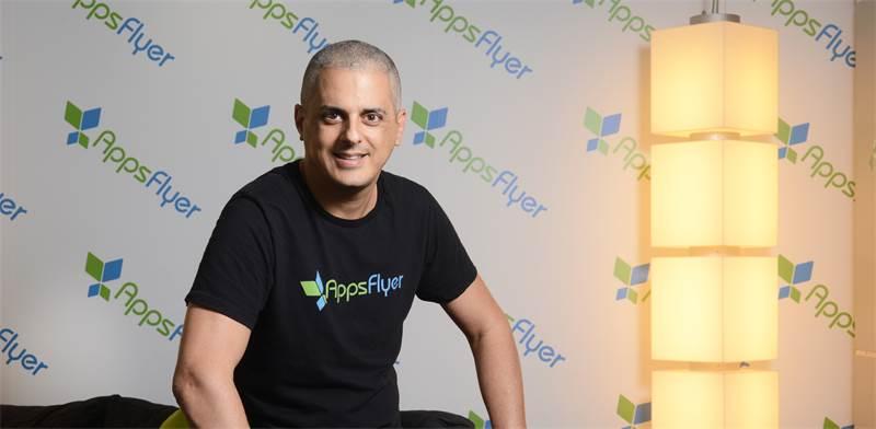 """אורן קניאל - מנכ""""ל AppsFlyer / צילום: איל יצהר, גלובס"""