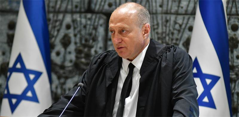 השופט אלכס שטיין / צילום: רפי קוץ, גלובס