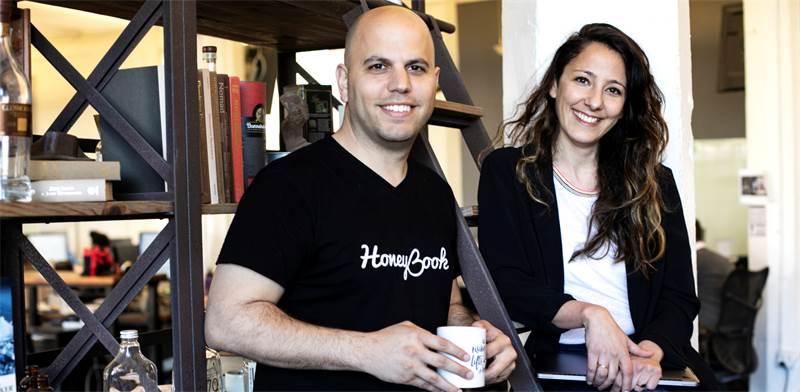 עוז ונעמה אלון / צילום: אלון ראובני