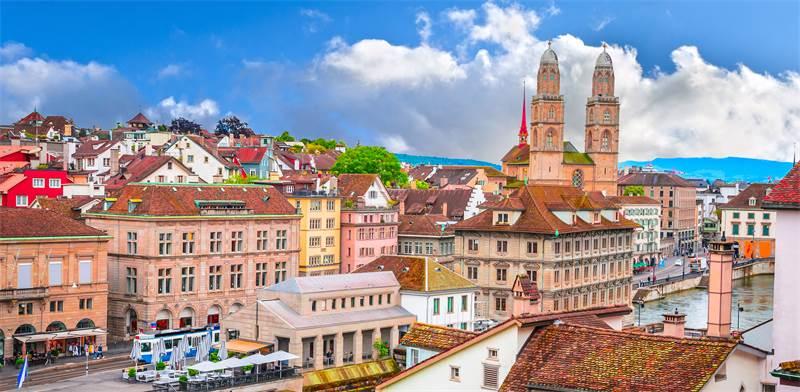 ציריך / צילום: Shutterstock, א.ס.א.פ קריאייטיב