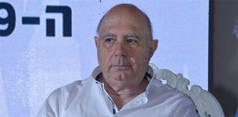 """עו""""ד פיני רובין בכנס לשכת עורכי הדין באילת / צילום: פוטו מרסלו"""