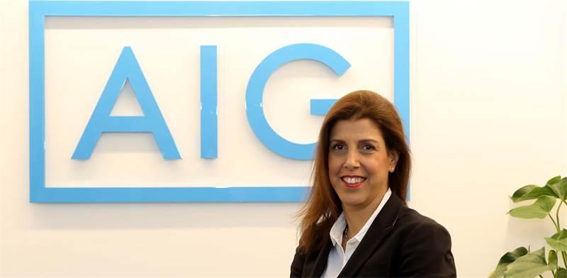 """יפעת רייטר, מנכ""""לית AIG ישראל הנכנסת  / צילום: סיון פרג'"""