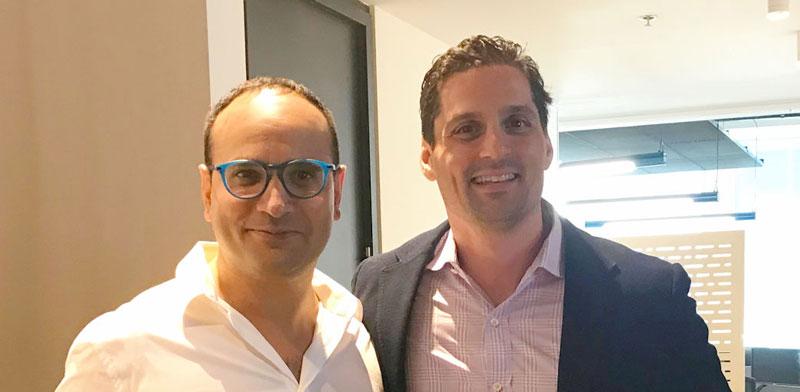 Philip Fayer and David Avgi