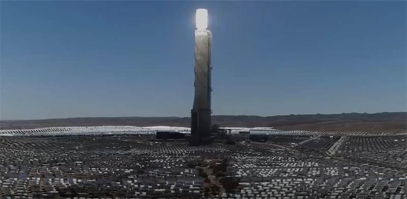 מתחם האנרגיה הסולארית באשלים/אלבטרוס צילום אויר