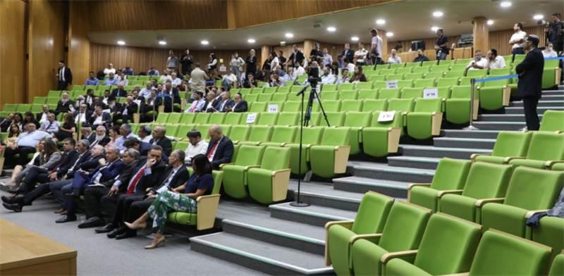 תמונות מההצבעה על חוק המצלמות / צילום: יצחק ההרי, דוברות הכנסת