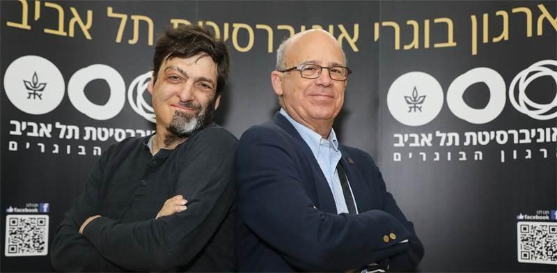 יוסף קלפטר ודן אריאלי / צילום: ניב קנטור