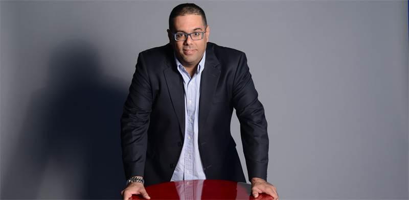 """עמוס דבוש, מנכ""""ל קרדן נדל""""ן / צילום: איל יצהר, גלובס"""