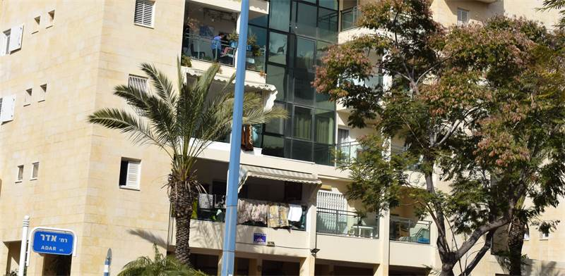 אדר 14 רובע יב אשדוד / צילום: בר-אל