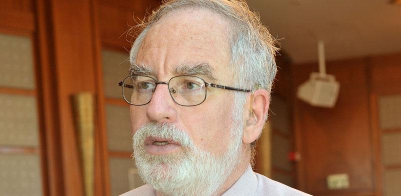 פרופסור נועם גבריאלי / צילום: תמר מצפי