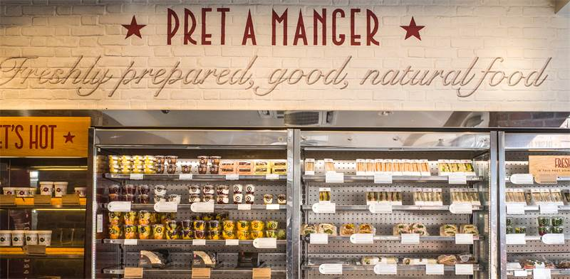 Pret a Manger / צילום: shutterstock, שאטרסטוק