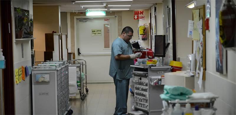 בית החולים סורקה בבאר שבע / צילום: איל יצהר