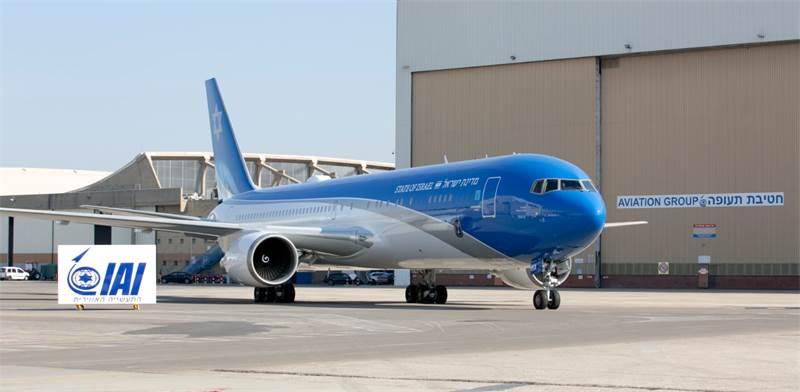 IAI Presidential plane  / Photo: Alon Ron