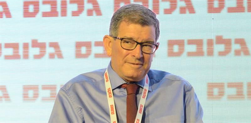 """מנכ""""ל דואר ישראל דני גולדשטיין בכנס """"עושים שוק"""" / צילום: איל יצהר, גלובס"""
