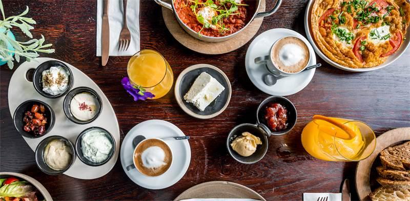 ארוחת בוקר במלון / צילום: סימפלקס 360