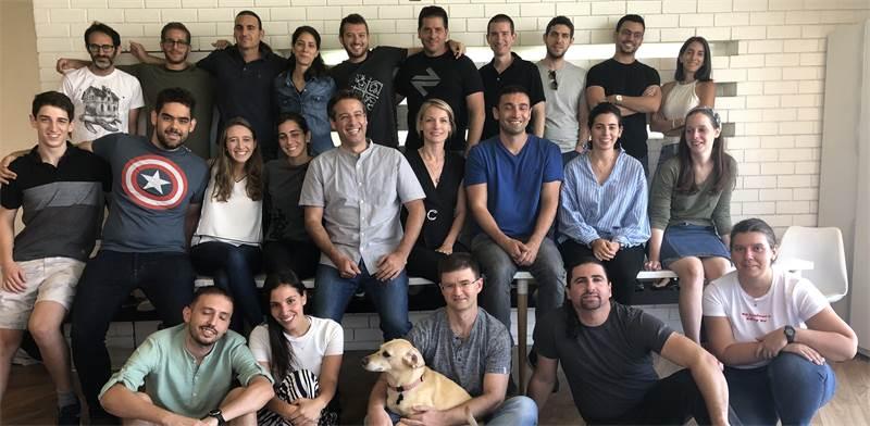 Neura's staff in Herzliya / Photo: Neura