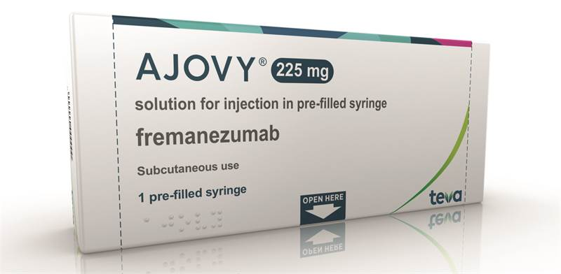 Ajovy pre-injectable