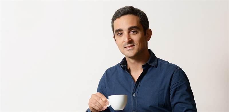אורי פדרמן - בעלים של קפה לנדוור  / צילום: איל יצהר, גלובס