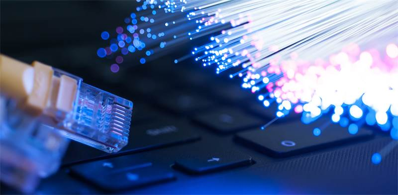 Fiber optics  / Photo illustration: Shutterstock