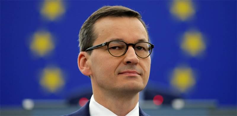 מטאוש מורבייצקי, ראש ממשלת פולין / צילום: Reuters