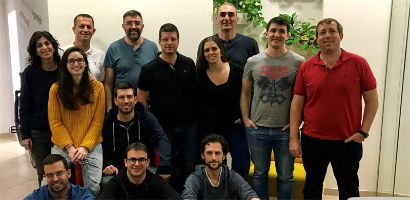 CoreTigo team  photo: CoreTigo