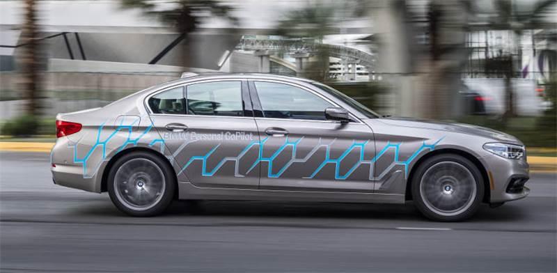 הרכב האוטונומי של במוו / צילום: יחצ