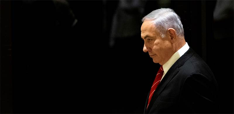 Benjamin Netanyahu / Photo: Ronen Zvulun, Reuters