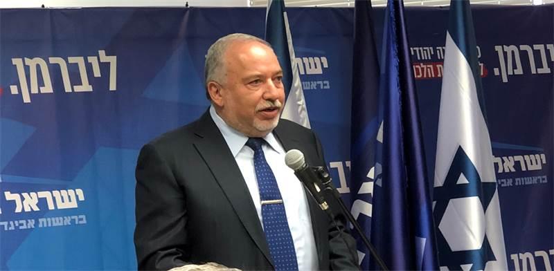 """יו""""ר ישראל ביתנו, אביגדור ליברמן  / צילום: טל שניידר, גלובס"""