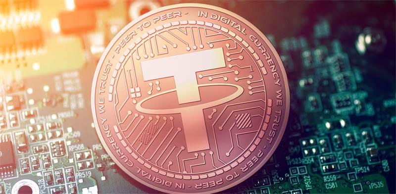 המטבע הדיגיטלי Tether / צילום: shutterstock