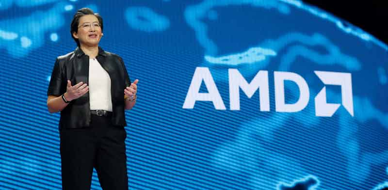 "AMD מנכ""לית ליסה סו צילום: רויטרס"