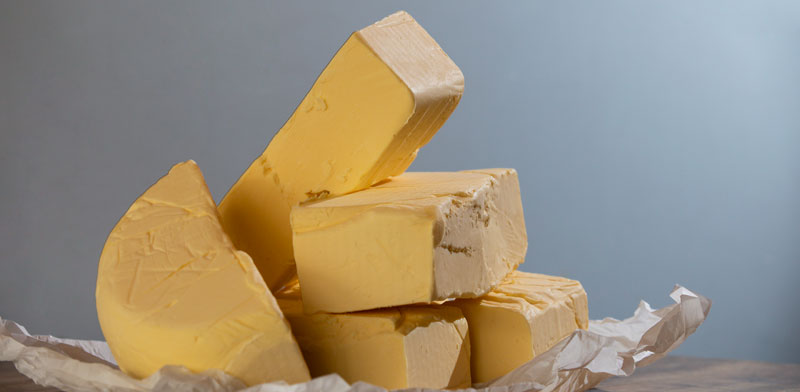 חמאה / צילום: כפיר זיו