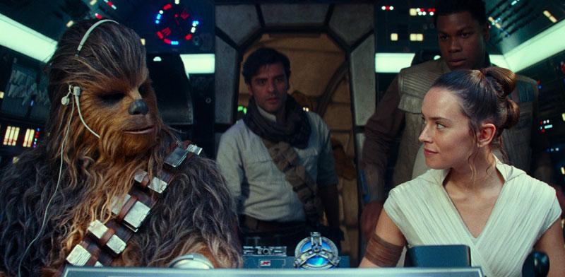 מלחמת הכוכבים: עלייתו של סקייווקר / צילום: באדיבות דיסני ישראל ופורום פילם