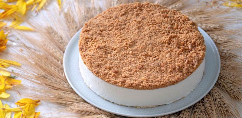 עוגת גבינה קלאסית של קפולסקי/  צילום: אנטולי מיכאלו