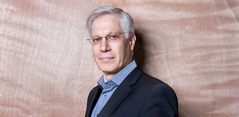 """ד""""ר ירון ברוק / צילום: ענבל מרמרי"""