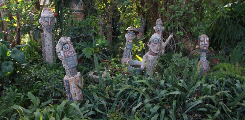 גן הפסלים של מאיר דודזון / צילום: אורלי גנוסר