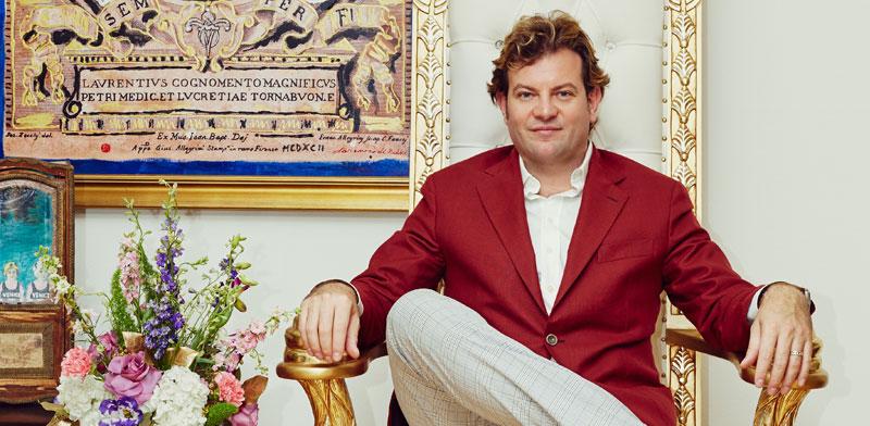 הנסיך לורנצו דה מדיצ'י / צילום: Nancy vuu